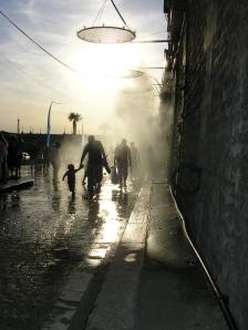 Paris Plage, La Rive Droite, June 2009 © ksmorrelle 2009